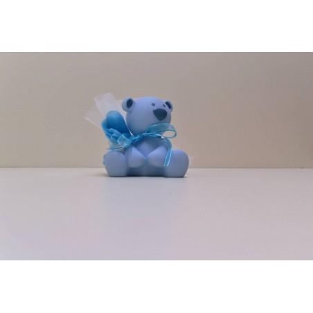 Grand ours bleu