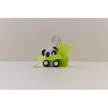 Panda porte photo