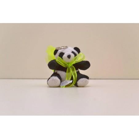 Panda porte clef