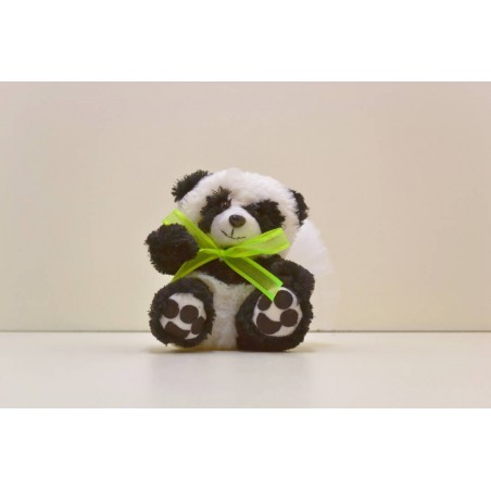 Panda peluche moyen