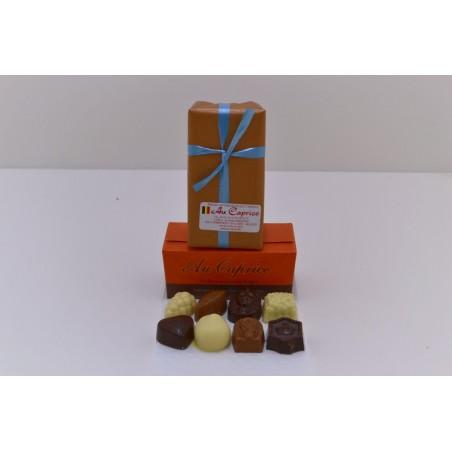 Mélange chocolat complet