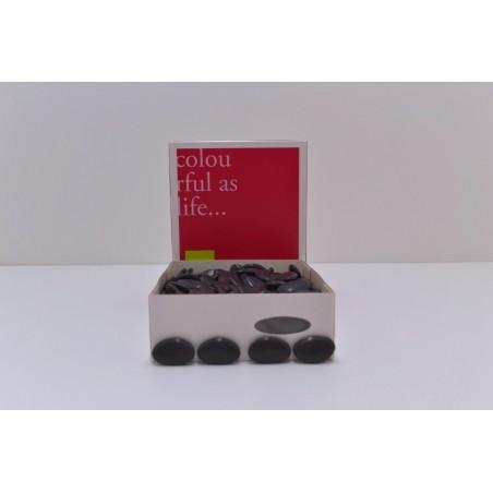 Dragées chocolat noir 1KG