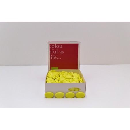 Dragées chocolat jaune 1KG