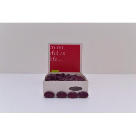 Dragées chocolat bordeaux 1KG