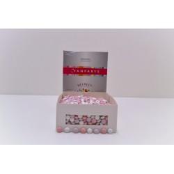 Dragées mini mix rose 1KG