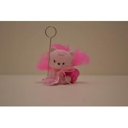 Petit chat rose clip
