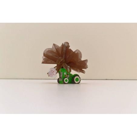 Petit tracteur vert