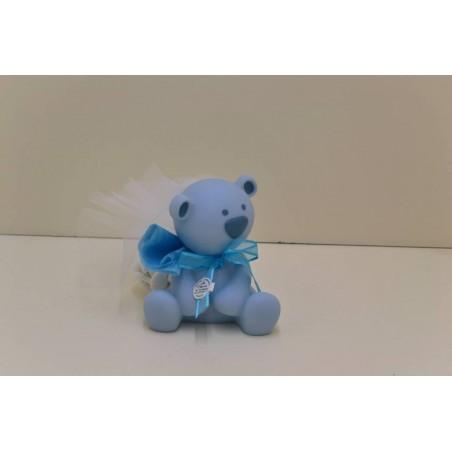 Grand ours bleu ciel