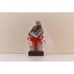 Grand buste gris