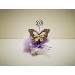 papillon en bois
